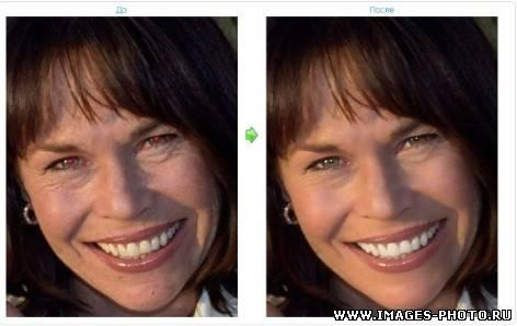 Автоматическое улучшение фото онлайн