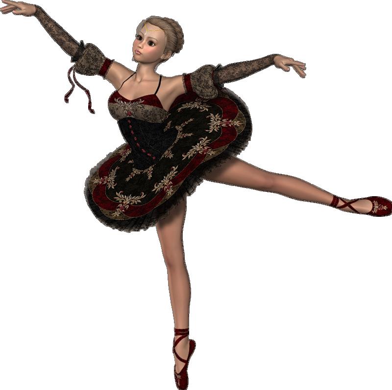 анимация куклы танцуют без дополнительных