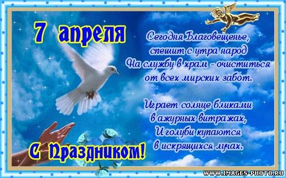 Поздравления с праздником птиц